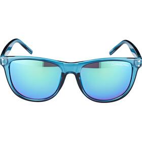 Alpina Ranom Gafas, blue transparent